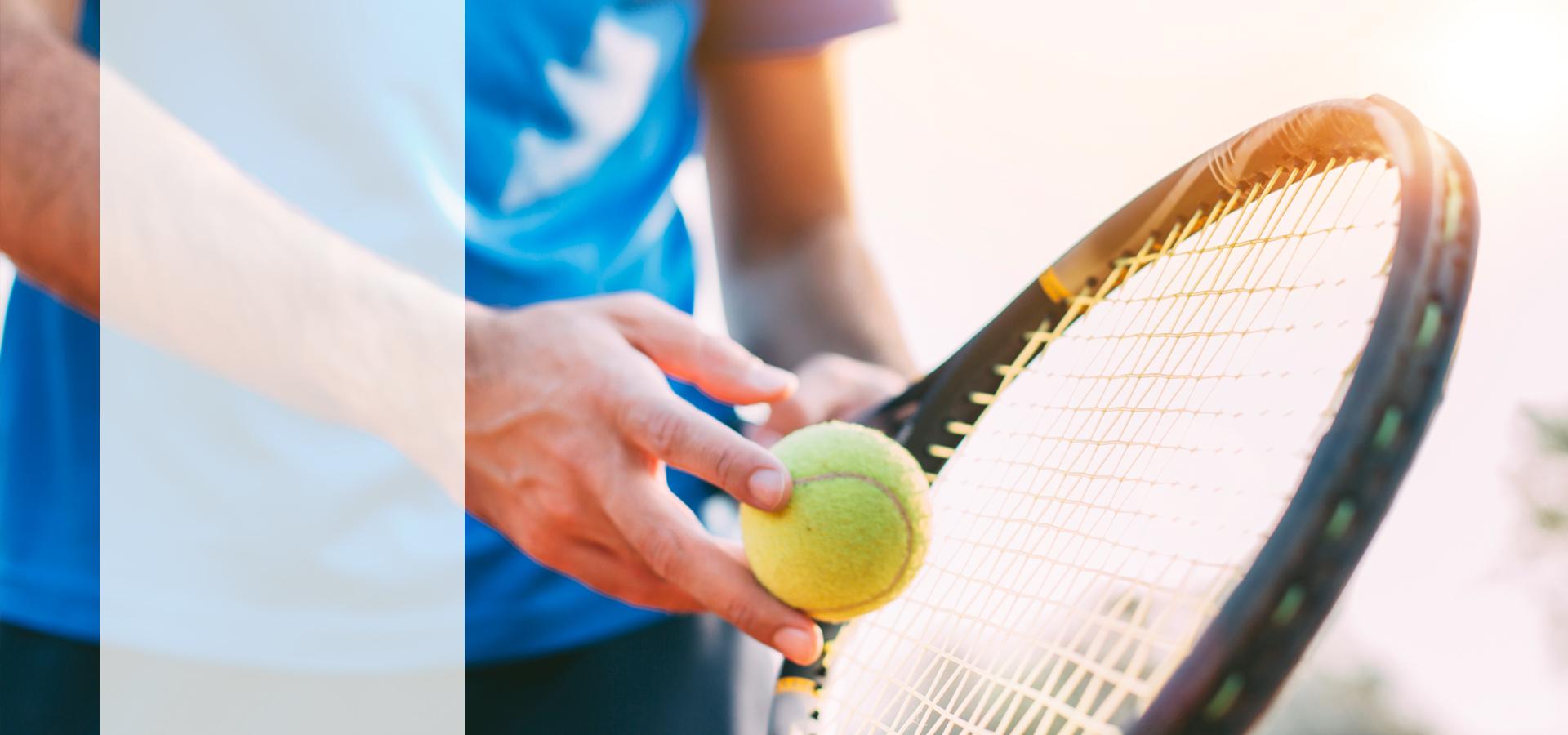 Tennis Slider